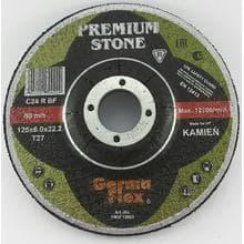 Premium диск зачистной по бетону d125/6,0/22,2