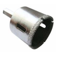 Коронка по стеклу и керамике SEB d70мм (трубчатая)