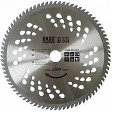 Диск пильный d300*60Т*32 без напайки (дерево) BASS TAW-1282