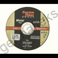 GF INOX диск отрезной по металлу d115/0,8/22,2 (выгнутый)
