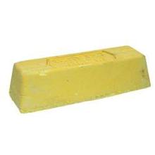 Паста полировочная в бруске 195мм/50мм/50мм (жёлтая)