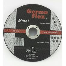 GF диск отрезной по металлу d180/2,5/22,2
