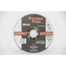Диск отрезной GermaFlex по металлу d115/2,5/22,2