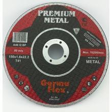 Диск отрезной Premium по металлу d150/1,6/22,2