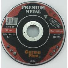 Premium диск отрезной по металлу d115/1,6/22,2
