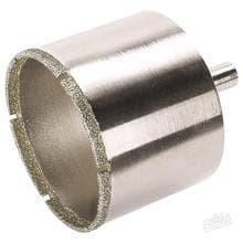 Коронка по стеклу и керамике SEB d7мм (трубчатая)