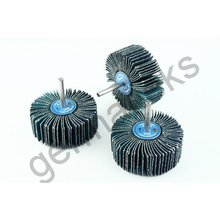 Абразивный лопточный стержень GermaFlex d80/30/6 Р120 (цирконий).
