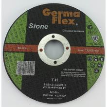 GF диск отрезной по бетону d115/3,0/22,2