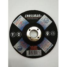 Диск зачистной  по металлу CROSSMAN professional  germania  d100/6/16