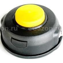 Катушка для электро/бензотриммеров чёрно/жёлтая d120/50 M10
