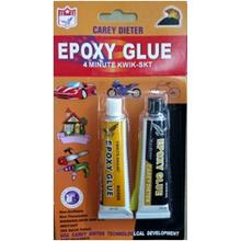 Клей двухкомпонентный EPOXY GLUE
