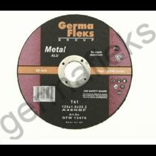 Диск отрезной GermaFlex по алюминию d115/3,0/22,2