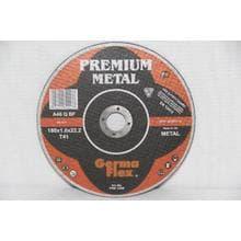 Диск отрезной Premium по металлу d180/1,6/22,2