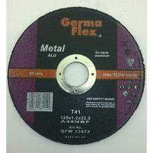 GF диск отрезной по алюминию d125/1,2/22,2