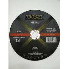 Диск отрезной BLOCK/PREMIUM по металлу d180/3,0/22,2