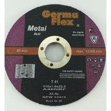 GF диск отрезной по алюминию d115/1,6/22,2