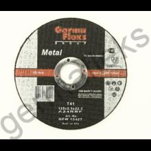 Диск отрезной GermaFlex по металлу d230/1,9/22,2