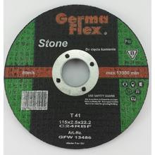 Диск отрезной GermaFlex по бетону d115/2,5/22,2