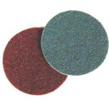 Шлифовальное волокно Velron d125 P80 Cors (корунд)