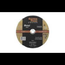 Диск отрезной GermaFlex по металлу d125/1,6/22,2