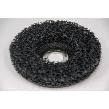 Нейлоновый шлифовальный диск GermaFlex С №41а d180/14/22,2 на турбинку (карбит/кремний)