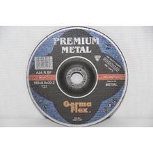 Диск зачистной Premium по металлу d180/6,0/22,2