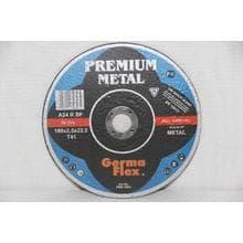 Premium диск отрезной по металлу d180/2,5/22,2