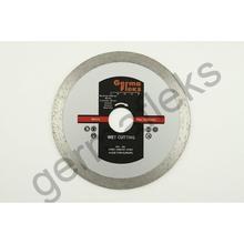 Алмаз GermaFlex d200/1,5/10/25,4 полный на плиткорез (ORANGE)