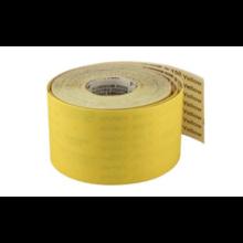 Наждачная бумага рулонная Yellow 115мм Р150