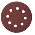Шлифовальные кружки КND d125 с 8 отв. А280