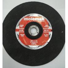 Диск зачистной  по металлу d230/4,0/22 Molemab/GermaFlex