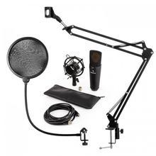 Микрофон AUNA  конденсаторный  MIC-920B  USB