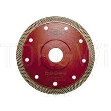 Алмазный диск TORGWIN ультратонкий TURBO тип Ромб HOT PRESS 125*10*22.23 1.2