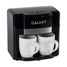 Кофеварка электрическая GALAXY GL0708 (черная)