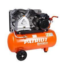 Компрессор PATRIOT REMEZA СБ 4/С-  50 LB 30 A - 420 л/мин, 10 Атм, 220 В, 2.2 кВт, Ресивер: 50 л, Вы