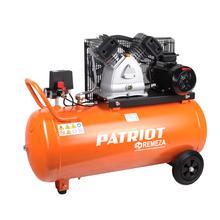 Компрессор PATRIOT REMEZA СБ 4/С-100 LB 30 - 420 л/мин, 10 Атм, 380 В, 2.2 кВт, Ресивер: 100 л, Выход: 1/4 дюйм