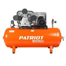 Компрессор PATRIOT REMEZA СБ 4/Ф-270 LB 75 - 880 л/мин, 10 Атм, 380 В, 5.5 кВт, Ресивер: 270 л, Выхо