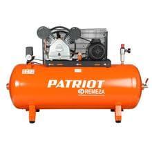 Компрессор PATRIOT REMEZA СБ 4/Ф-270 LB 50 - 690 л/мин, 10 Атм, 380 В, 4.0 кВт, Ресивер: 270 л, Выхо